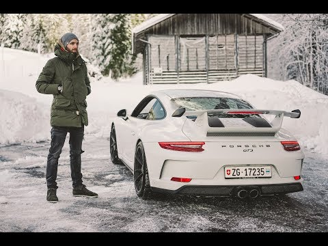 THE BEST CAR I'VE DRIVEN  | 2017 PORSCHE 991.2 GT3