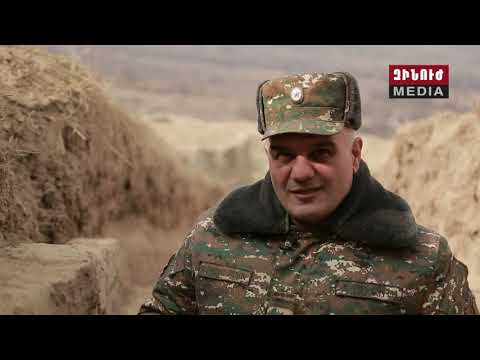 Փոխգնդապետ Արմեն Օհանյան / Lt. Col. Armen Ohanyan / Подполковник Армен Оганян