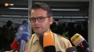 Amoklauf  München | Polizei über aktueller Lage | 22/07/2016