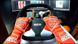 Review Sim Racing Gloves • Sparco Arrow Evo KG-7.1 • My First Hi-End Gloves