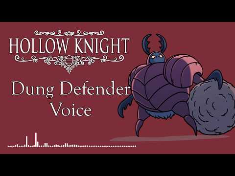 Hollow Knight Dung Defender Voice