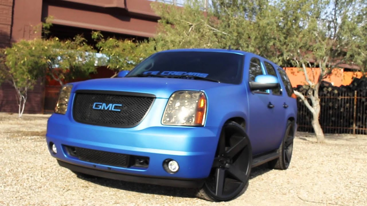 Blue Paint For  Gmc Sierra