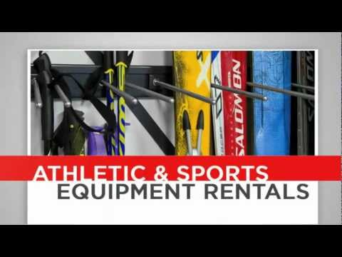 Montel Athletic/Sports Storage Solutions