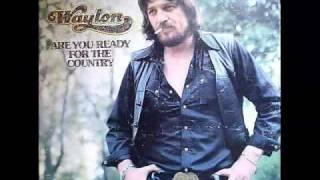 Waylon Jennings - Old Friend