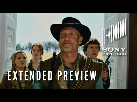 ZOMBIELAND: DOUBLETAP - FIRST 10 MINUTES! Now On Digital