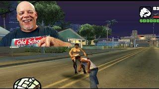 GTA SAN ANDREAS GAMEPLAY | Cheat Codes And Senseless Violence