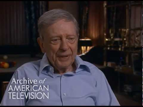 Don Knotts discusses creating his nervous man character - EMMYTVLEGENDS.ORG
