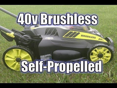 "ryobi-40v-20""-self-propelled-lawn-mower-review-|-ry40190"