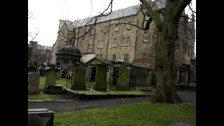 bit of fun in greyfriars graveyard edinburgh