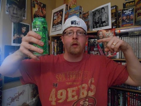 New Rockstar Revolt Killer Citrus Energy Drink Review