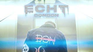 DONDON - ECHT (prod. Tsurreal)
