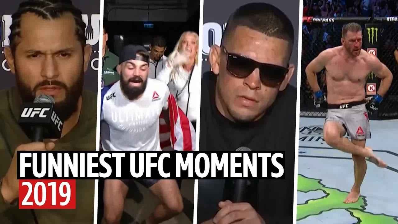 Video: Joe Rogan Had A Funny Moment During UFC 249