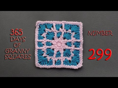 365 Days of Granny Squares Number 299