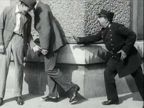 Random Movie Pick - Trailer PARIS QUI DORT 1925 with GALATEA QUARTET 2012 - IOIC YouTube Trailer