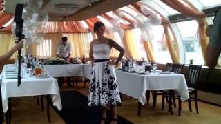 Теплоход Галина Уланова свадьба