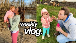 Coyotes, Double Bubble Time, and Jessica's Fave Meal! | QUARANTINE VLOG