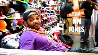 Jim Jones: There Are a Few Sneaker Brands That Could Use My Help