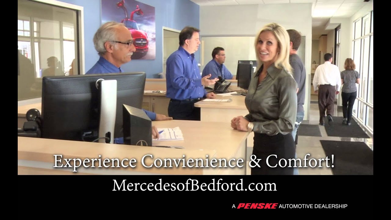 Mercedes Of Bedford >> Mercedes Of Bedford Post Construction Youtube