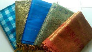 పట్టు చీరలు ఎప్పటికి క్రొత్త వాటిలా వుండాలంటే ఈ చిన్న చిట్కాలు తెలుసుకోండి./how to store silk sarees