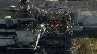 Ликвидация аварии на ЧАЭС видеоряд сериала Мотыльки