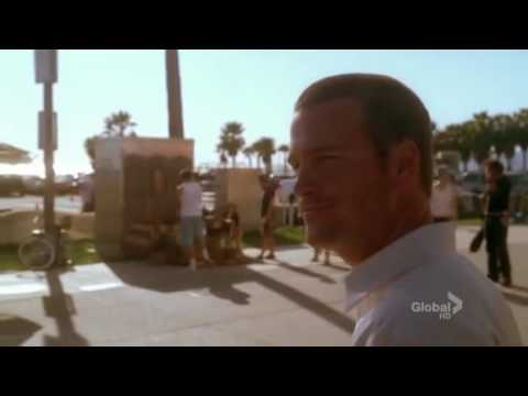 NCIS S06E23 Legend Part 2 Callen gets shot