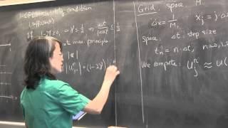 cmpsc math 451 april 27 2015 fdm for heat equation wen shen