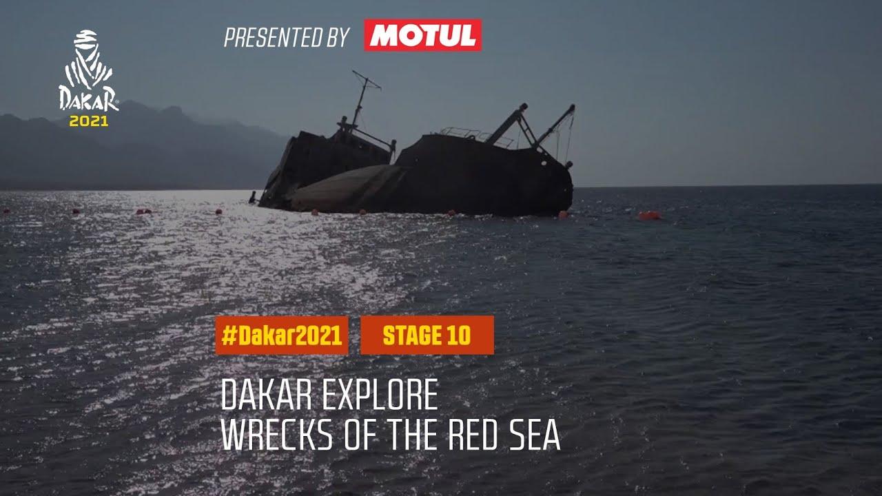 #DAKAR2021 - Stage 10 - Wrecks of the Red Sea