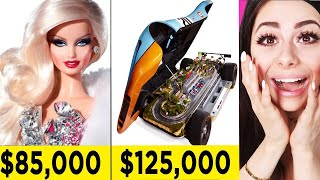 MOST EXPENSIVE TOYS You Won't Believe Exist