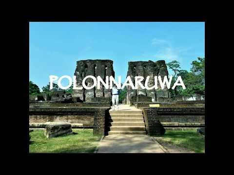 TOP 5 ATTRACTIONS SRI LANKA (1) - SIGIRIYA,POLONNARUWA