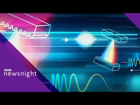 Donna Strickland wins Nobel Prize in Physics – BBC Newsnight Mp3
