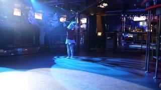 Majorette- bellydance show, Vlasova Kristina ( Arabia dance club)
