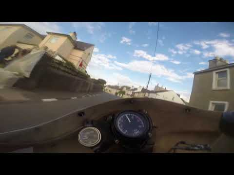 TZ750 Onboard Isle of Man