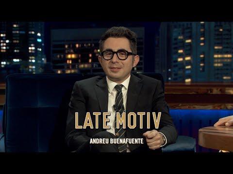 LATE MOTIV - Berto Romero. 'Doctor Placer' | #LateMotiv317
