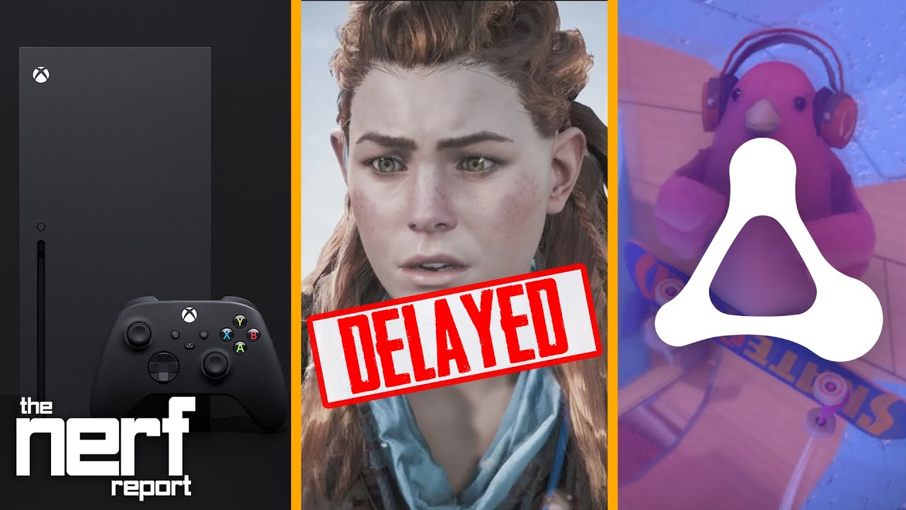 Horizon Forbidden West Delayed + Xbox Record Sales Numbers + Amazon Luna Adding Four New Games