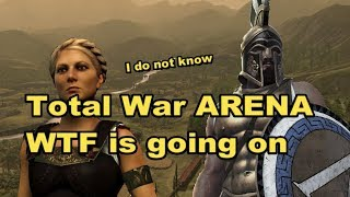 Total War ARENA: WTF is going on