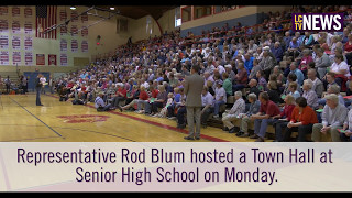 Rep. Rod Blum hosts Town Hall in Dubuque
