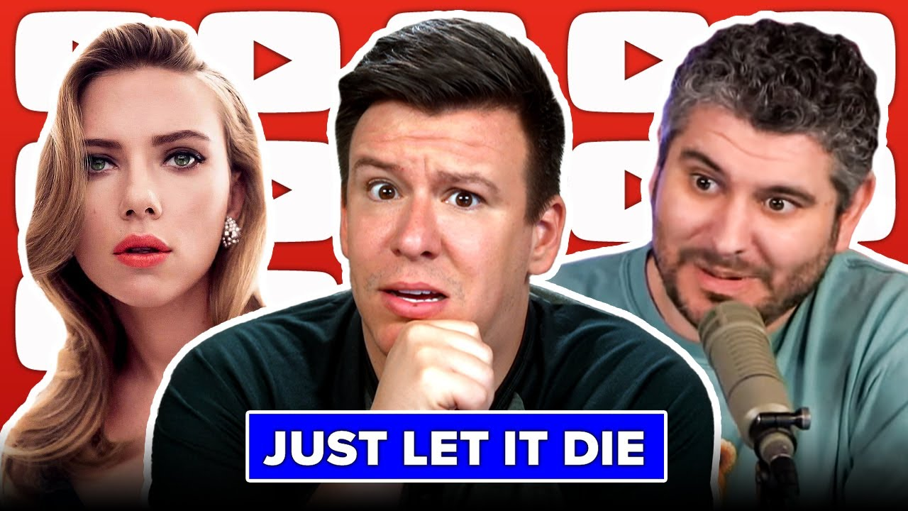 IT'S TOXIC! Just Let It Die. Frenemies, H3H3, Black Widow, Trisha Paytas, SCOTUS, Today's News