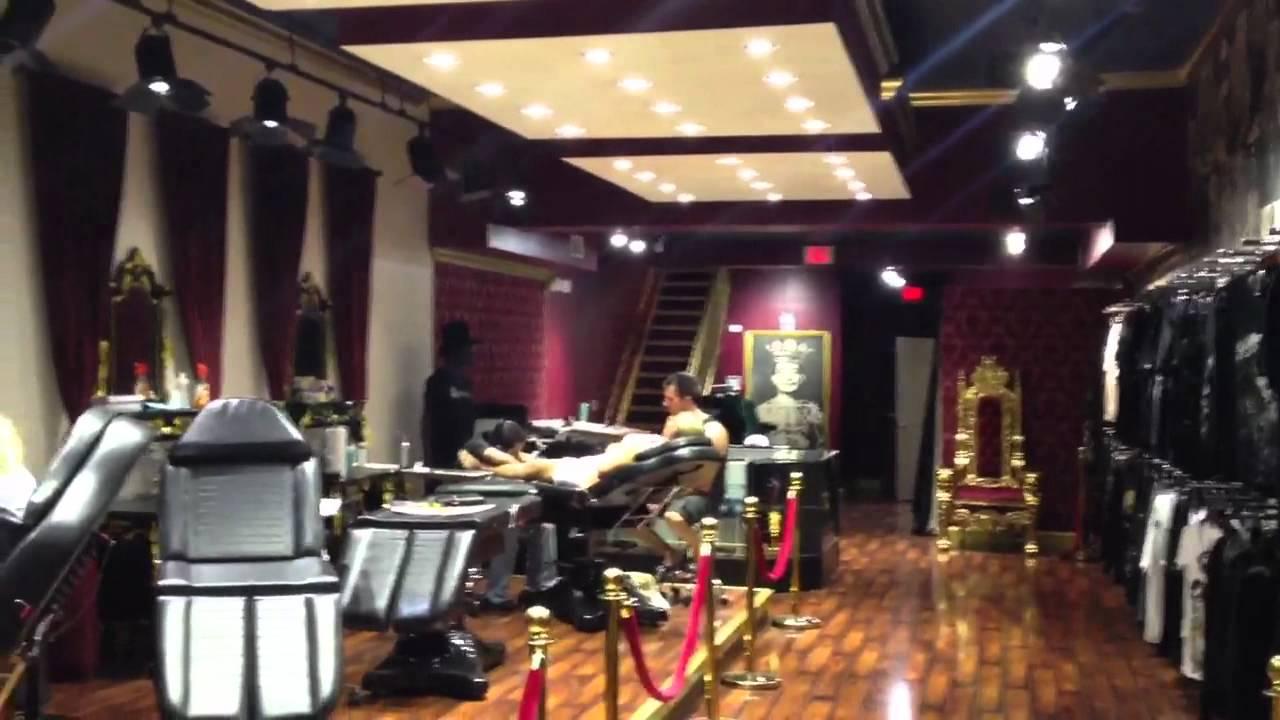 Unfamous Miami Most Elite Tattoo Studio In Miami Beach
