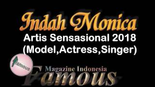 Download Video hot model indah monica MP3 3GP MP4