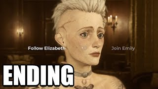 THE COUNCIL Episode 1 - Elizabeth Ending