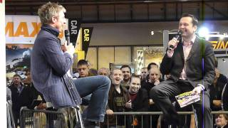 Jason Plato at Autosport International 2012 (HD)