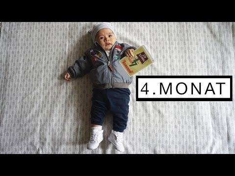 Baby Update 4 Monate, Sophie la Girafe, Haarausfall, Hormonumstellung | Eileena Ley