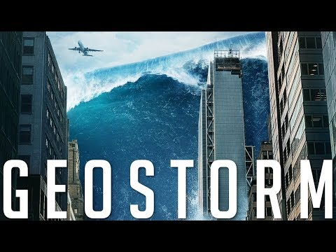 GEOSTORM SUCKS – Comedy Movie Review