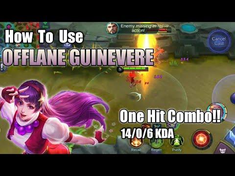 OFFLANE GUINEVERE - Tips and Tricks | Mobile Legends Bang Bang thumbnail