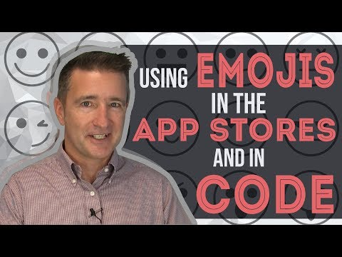 Using Emojis 😃 In The Apps Stores And In Code