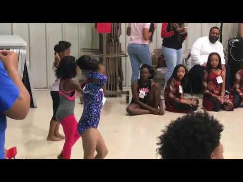 Baby Dancing Doll Tryouts 2018 - Nunu