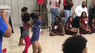 Baby Dancing Doll Tryouts 2018 - Nunu