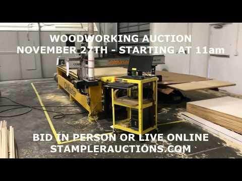 Woodworking Tools Public sale – Nov 27th