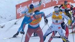 Sergej Ustiugov beats Sundby [HD] - Tour de ski Oberstdorf 2017