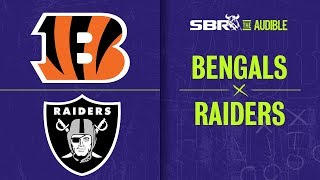 Bengals vs Raiders Preview Week 11 | Free NFL Predictions & Betting Odds